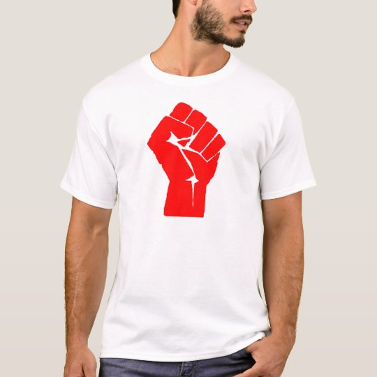 red fist T-Shirt