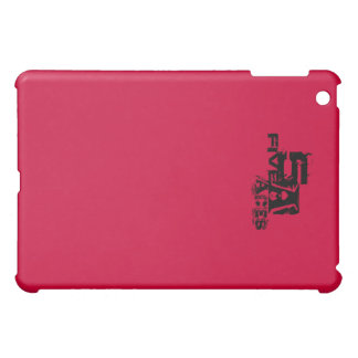 red five aces ipad case
