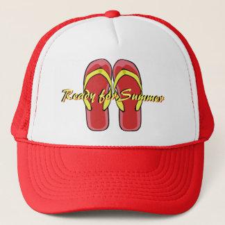 Red Flipflops hat