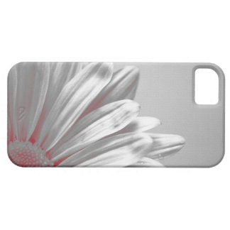 Red Floral Highlights iPhone 5 Case-Mate iPhone SE/5/5s Case