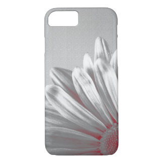 Red Floral Highlights iPhone 7 Case