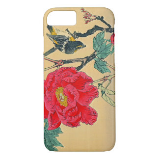 Red Flower 1870 iPhone 8/7 Case