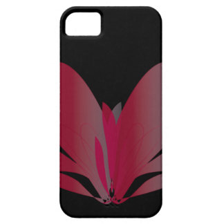 Red Flower iPhone SE/5/5s Case