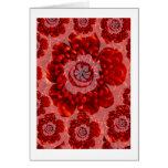 Red Flower Journey - Fantasy Worship World Cards