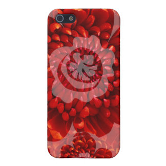 Red Flower Journey - Fantasy Worship World Covers For iPhone 5