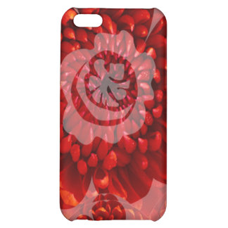 Red Flower Journey - Fantasy Worship World iPhone 5C Covers