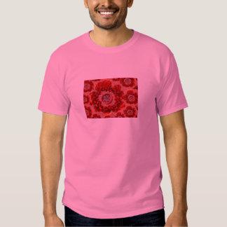 Red Flower Journey - Fantasy Worship World T-shirt