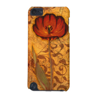 Red Flowers I iPod Touch (5th Generation) Case