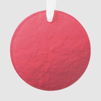 Red Foil Printed