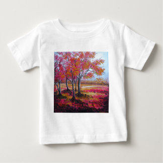 Red forest baby T-Shirt