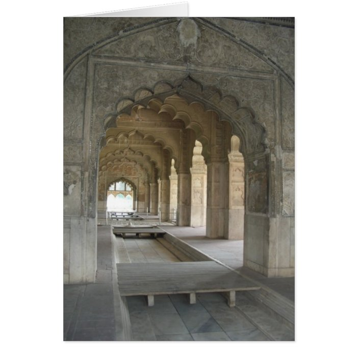Red Fort Card