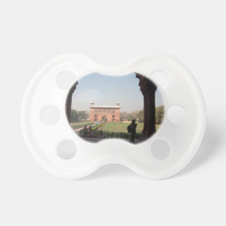 Red Fort in Delhi Pacifiers
