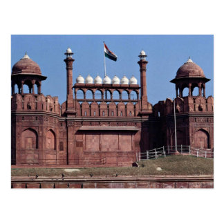 Red Fort, New Delhi, India Post Card