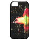 Red Fountain iPhone 5C Covers