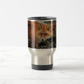 Red Fox at Cape Newenham Coffee Mug