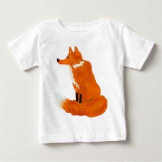 Red Fox Baby T-Shirt