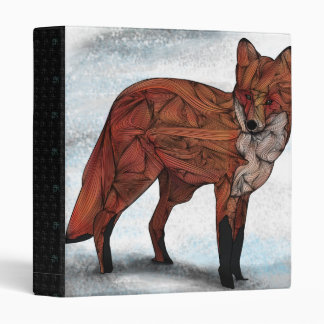 Red fox Binder