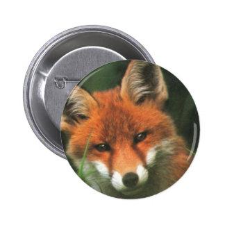 Red Fox Pins