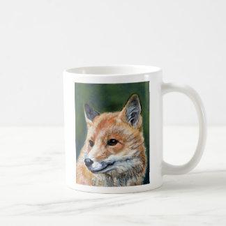 Red Fox by Sharon Coyle Mug