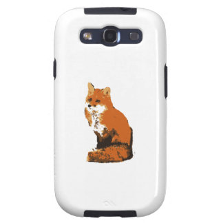 Red Fox Galaxy S3 Cases
