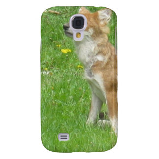Red Fox Samsung Galaxy S4 Covers