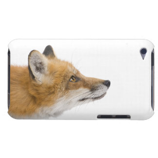 Red fox barely there iPod cases