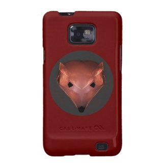 Red Fox Galaxy SII Case