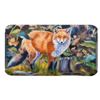 Red Fox Case-Mate iPod Touch Case