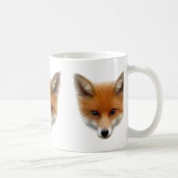 Red Fox Cub Mug