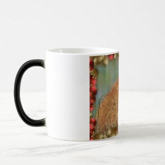 Red Fox For Christmas Magic Mug