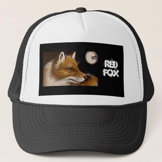RED FOX - FULL MOON HAT