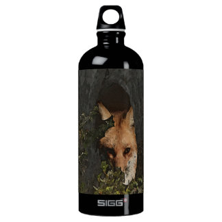 Red Fox in a Tree and Apparel SIGG Traveler 1.0L Water Bottle