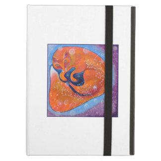 Red Fox. iPad Folio Cases