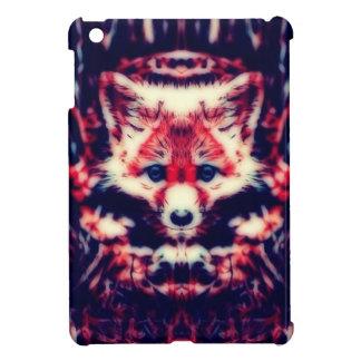 Red Fox iPad Mini Cover