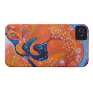 Red Fox. iPhone 4 Case