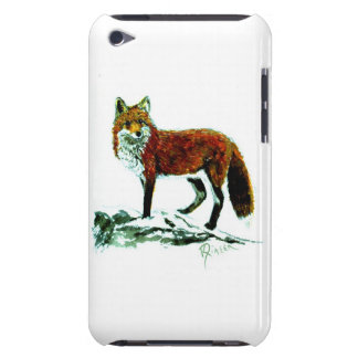 Red Fox IPOD Touch Case