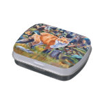 Red Fox Jelly Belly Candy Tins