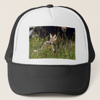 Red Fox kit Trucker Hat