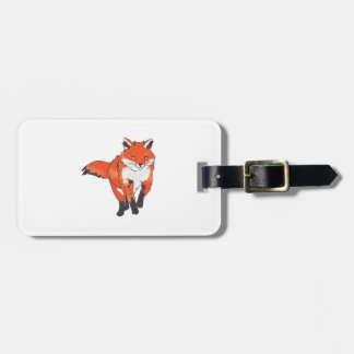 RED FOX LUGGAGE TAGS