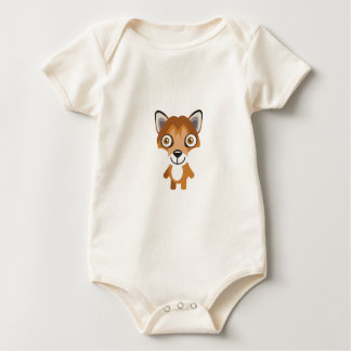 Red Fox - My Conservation Park Baby Bodysuit