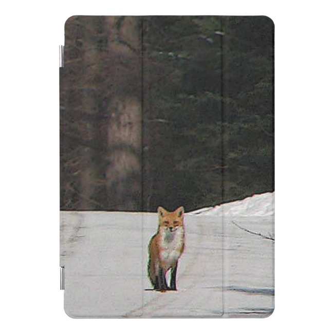 Red Fox on Winter Hilltop 10.5 iPad Pro Case
