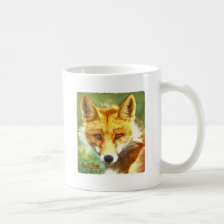 Red Fox Photo Coffee Mug