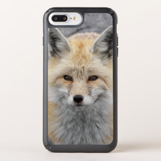 Red Fox Photo Speck iPhone Case