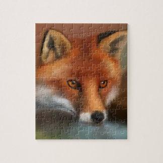 RED FOX PUZZLE