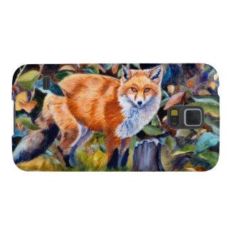 Red Fox Samsung Galaxy Nexus Case