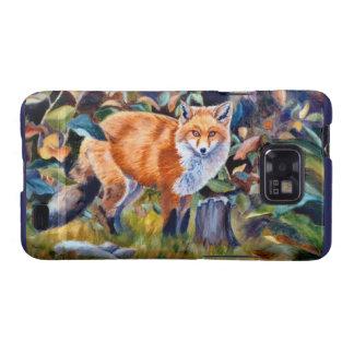 Red Fox Samsung Galaxy S2 Case