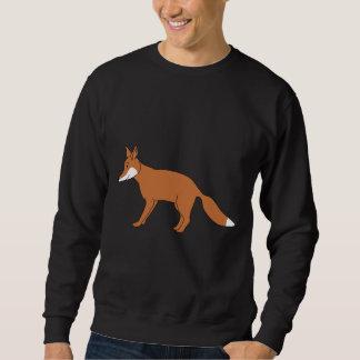 Red Fox. Sweatshirt