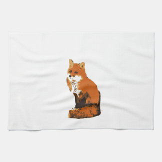 Red Fox Towels