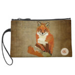 Red Fox Travel Accessory Bag