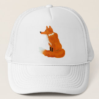 Red Fox Trucker Hat